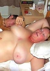 Amateur, homemade porn content from mature girlfriends