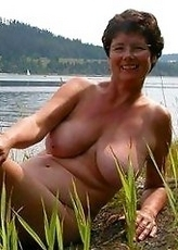 Amateur nude MILFs