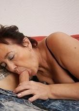 mature sluts love the cock