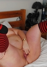 won't you fill my wet hole and squize my big round ass