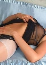 hot jessica in panties
